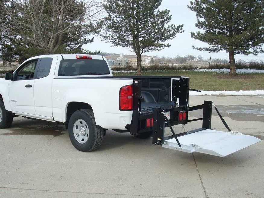 Lift Gate For Truck Bed
